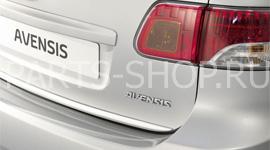 Комплект хромированных накладок для Avensis. Подробнее...