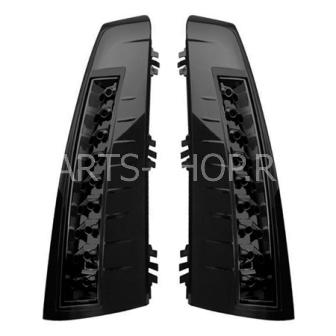 Фонари верхние диодные черные Chevrolet Tahoe