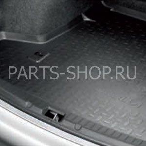 Коврик в багажник резиновый Corolla (сер, черн.)