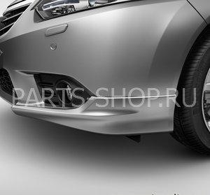 Клыки переднего бампера Accord 2011- (комплект)
