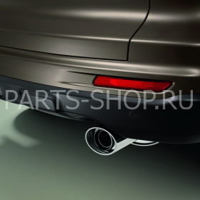 Насадка на глушитель Honda CR-V