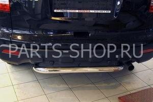 Защита заднего бампера одинарная Honda CR-V