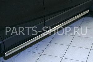 Пороги трубообразные Honda CR-V