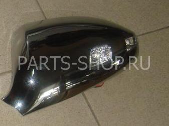 Корпуса на зеркала хромированные с повторителями поворотов Infiniti FX35/45