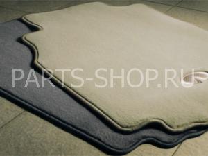 Коврики салона текстильные Infiniti FX35 FX37 FX50 (черн., беж., кор.)