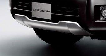 Обвес Luxury на передний бампер LC200