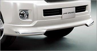 Обвес переднего бампера LC200 2012
