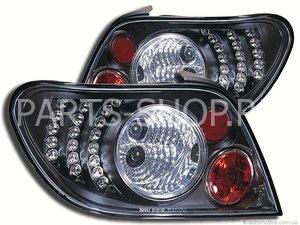 Задние светодиодные фонари на Mazda 3 2009-