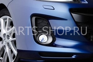 Комплект противотуманных фар Mazda 3 2009-