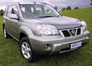 Дефлектор капота Nissan X-Trail 2000-2007 AirPlex