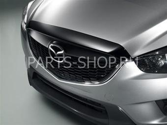 Дефлектор капота на Mazda CX-5