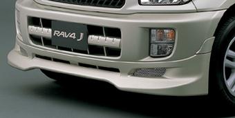 Обвес переднего бампера RAV4 00-03