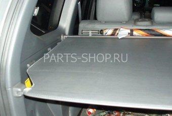 Шторка багажника GX460 серая