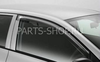 Ветровики Corolla 2001-2006 HB (комплект 4 шт.)