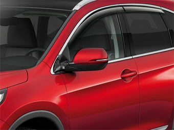 Ветровики Honda CR-V 2013-