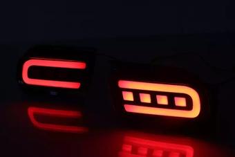 Задние противотуманные фонари LC150 (комплект)