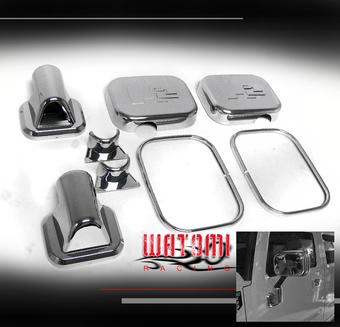 Накладки на зеркала Hummer H2 03-05