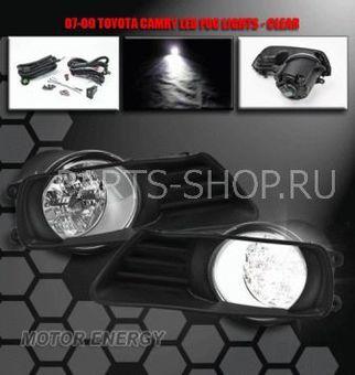 Фары противотуманные для Toyota Camry на 07-09г. (комплект)