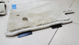 Коврики в салон Premium текстильные qx56/qx80