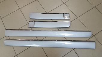 Молдинги на двери LC150 в стиле GX460 (комплект)