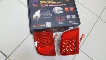 Задние противотуманные фонари lc200/lx570, диодные