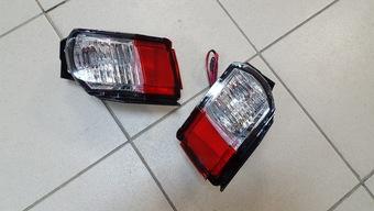 Задние противотуманные фонари lc150 в стиле GX460