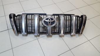 Решетка радиатора prado150 2014 от максимальной комплектации