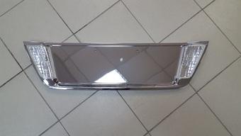 Накладка хром на дверь багажника lc200 стиль lexus