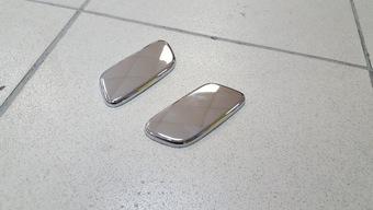 Хром накладки на омыватели фар LX570 (комплект)