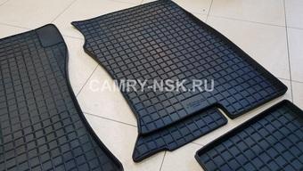 Коврики резиновые, плотные prado lc120/lc150