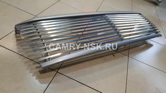 Решётка радиатора LC100 05-07 года дизайн оригинал (полосы из нерж.)