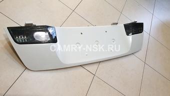 Вставка на дверь багажника стиль GX470