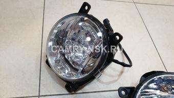 Противотуманные фары Sport Luxury диодные LC200 2012-15, RAV4 2013-15 (светлые хром или тёмные)