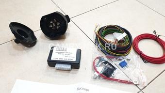 Комплект электрики для фаркопа с блоком согласования Smart Connect