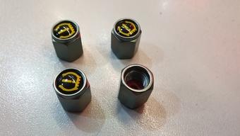 Колпачки на нипеля с эмблемой датчиков давления в шинах