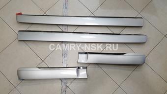 Молдинги на двери LC150 в стиле GX460 (поставляются в цвет авто)