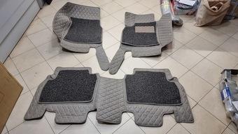 LC200 и LX570 коврики в салон 3D