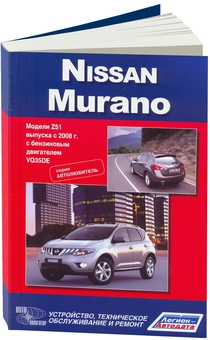 Руководство по ремонту Murano серия любитель