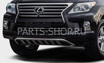 Защита картера LX570 2012-
