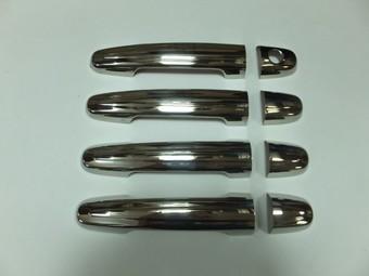 Накладки на дверные ручки rav из нерж.