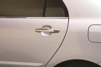 Накладки на дверные ручки Corolla (нерж. 4 двери)
