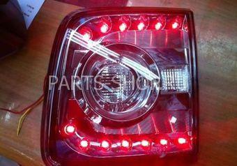 Фонари задние диодные (2 шт.) на Nissan Patrol 2010-