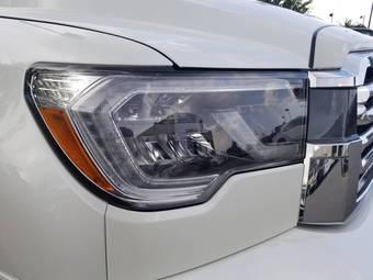 Переделка Toyota Sequoia в 2018 год (оригинал)