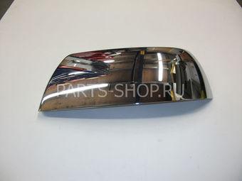 Корпуса на зеркала хром для Toyota Tundra 07-