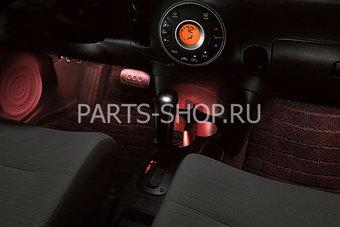 Подсветка салона Nissan Juke