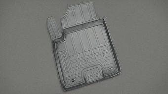 Коврики в салон QX80 2013+ полиуретановые (черн., беж.)