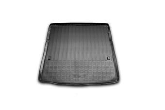 Коврик багажника qx80 2013- полиуретан (черн., беж.)
