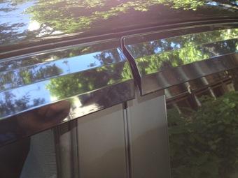 Ветровики на Hyundai Solaris
