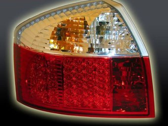 Фонари диодные Audi A4 01-05'