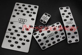 Накладки на педели Audi Q7